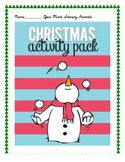 Christmas Reading Packet {Holiday Fun!}