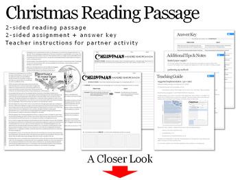 Christmas Reading Passage