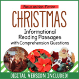 Christmas Reading Passages