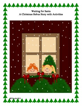 Christmas Reading Rebus Story