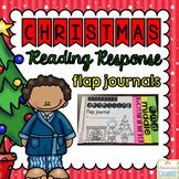 Christmas Reading Response Flap Journals: Story Elements, Retelling, BME