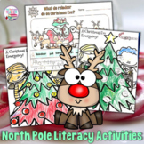 Fun North Pole Literacy Printables K-2!