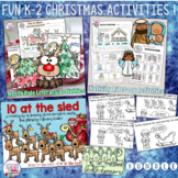 Christmas Literacy Activities