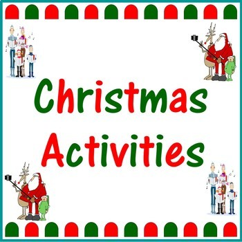 Christmas Reasoning Activities