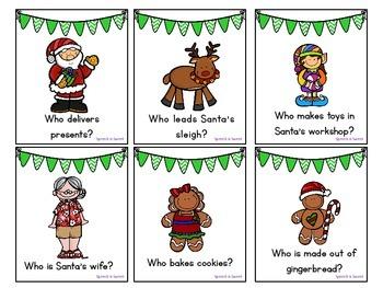 Christmas Receptive Language