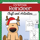 Reindeer - Craft and Activities