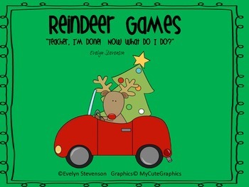 Christmas Reindeer Games