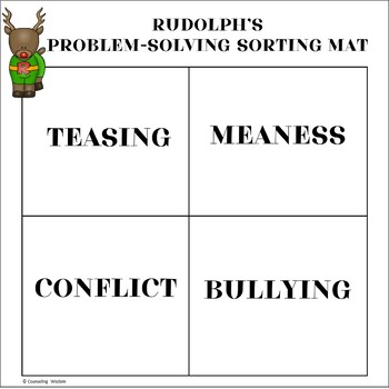 Christmas Reindeer Games: Teasing, Meanness, Conflicts and Bullying