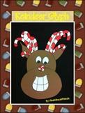 Christmas Reindeer Glyph