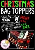 Christmas Activities | Bag Topper