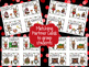 Christmas: Reindeer Partner & Group Matching Cards & Wall Signs