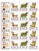 Christmas Reindeer Plural Center {Common Core Compliant}
