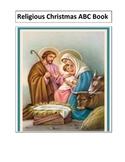 Christmas Religious ABC Book