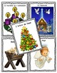 Christmas Religious Coloring Pages and Activities-FSL and French Immersion