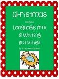 Christmas Religious Language Arts Activites