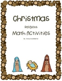 Christmas Religious   Math Activities