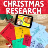 Christmas Research Activities