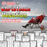 3rd Grade Christmas Activities Math Language STEM and MORE