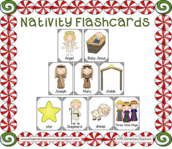 Christmas Resources for Elementary ESL/EFL/ELL