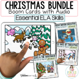 Christmas Retell Boom™ Cards for Distance Learning