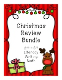 Christmas Review Bundle