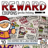 Christmas Reward Coupons
