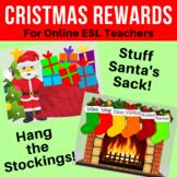 Christmas Rewards Printable Stuff Santa's Sack & Hang Stockings