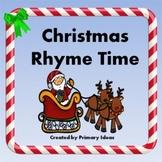 Christmas Rhyme Time
