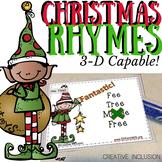 Christmas Rhymes in 3D!
