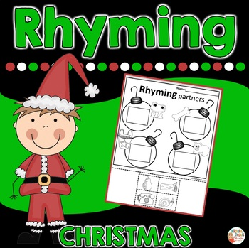 Christmas - Rhyming printables
