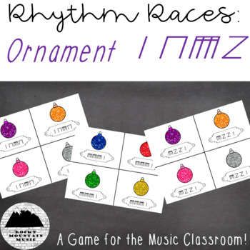 Christmas Rhythm Races