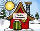 Christmas Rhythm Races Game {Half Note}