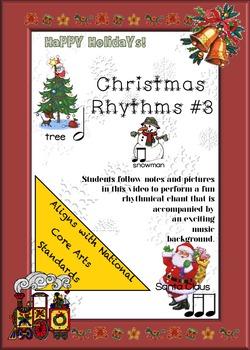 Christmas Rhythms Video #3