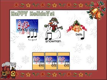 Christmas Rhythms Video #4