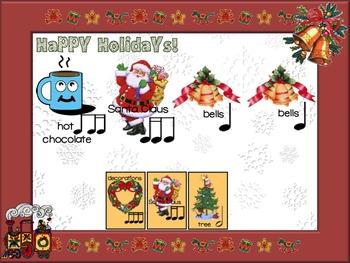 Christmas Rhythms Video #5