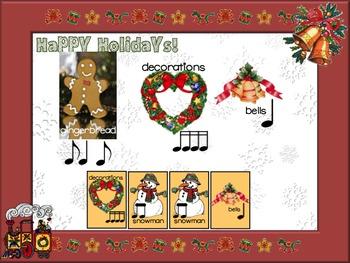Christmas Rhythms Video #6