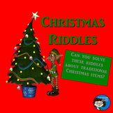 Christmas Riddles PowerPoint