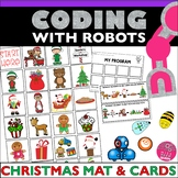 Bee Bot Christmas Activity Hour of Code