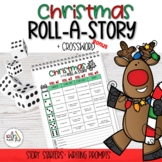 Christmas Roll-A-Story & Crossword