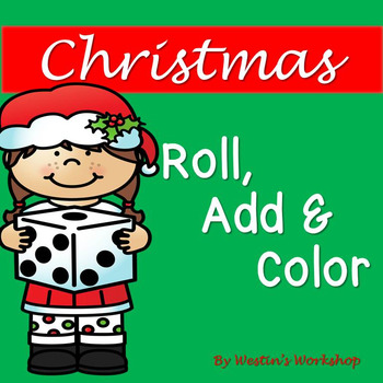 Christmas Roll, Add & Color