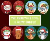 Christmas Roll & Write Bundle