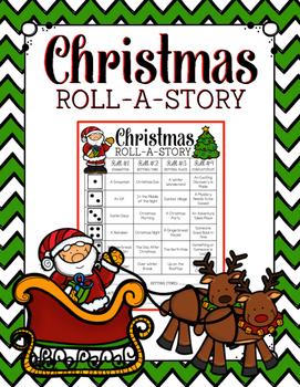 Story Of Christmas.Christmas Roll A Story