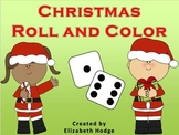 Christmas Roll and Color FREEBIE!!