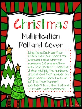 Christmas Roll and Cover