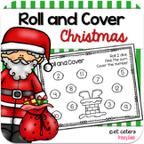 Christmas Roll and Cover Dice Games