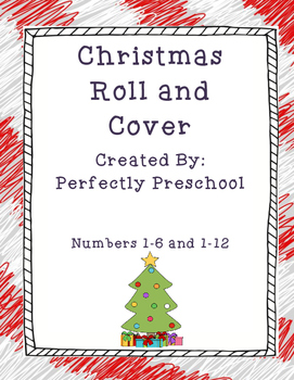 Christmas Roll and Cover {Dollar Deal}