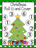 Christmas Roll and Cover Games