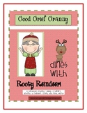 Christmas Root Words with Good Grief Granny and Reindeer