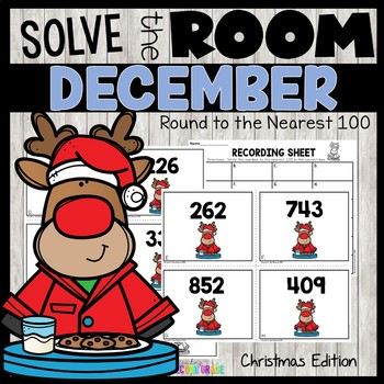 Christmas Rounding to the Nearest 100