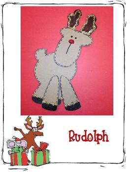 Christmas Rudolph the Red-Nosed Reindeer